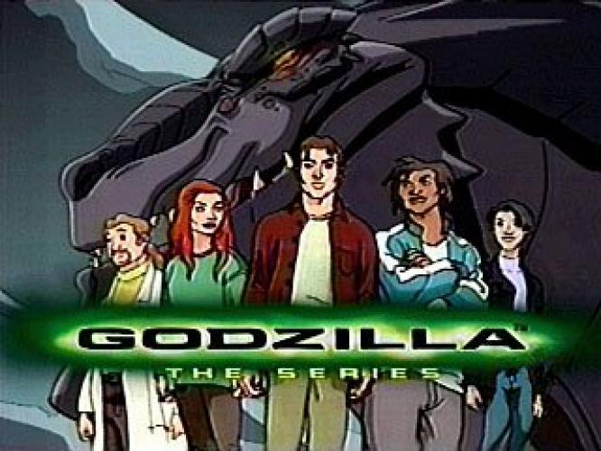 Godzilla: The Series next episode air date poster