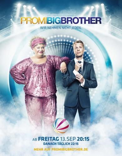 Promi Big Brother next episode air date poster