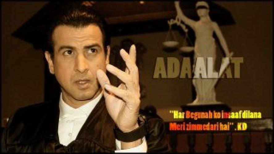 Adaalat next episode air date poster