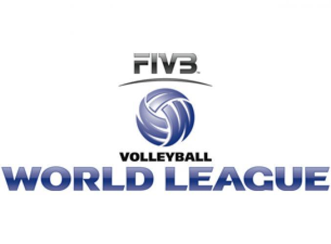 FIVB Volleyball World League next episode air date poster