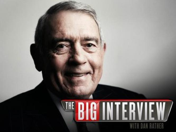 The Big Interview next episode air date poster