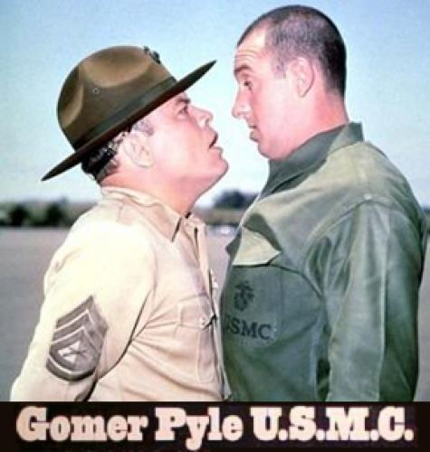 Gomer Pyle, U.S.M.C. next episode air date poster
