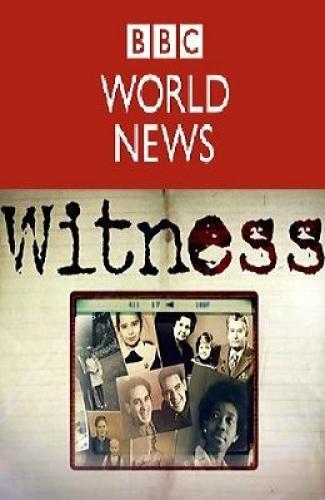 Witness (2012) next episode air date poster