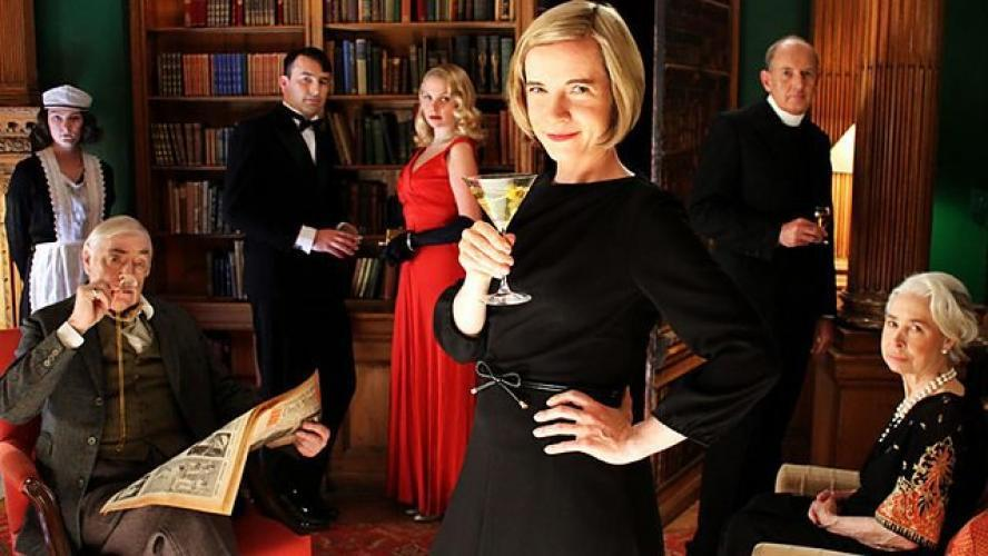 A Very British Murder with Lucy Worsley next episode air date poster