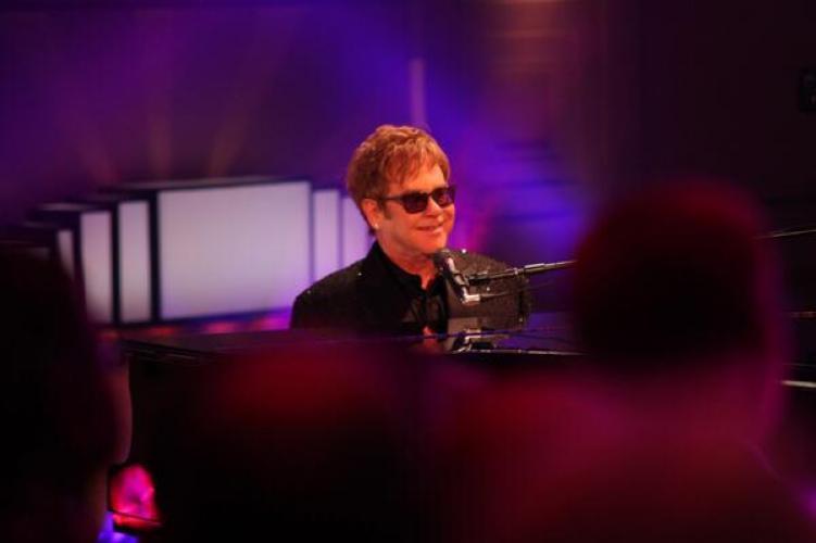 Elton John in Concert 2013 next episode air date poster