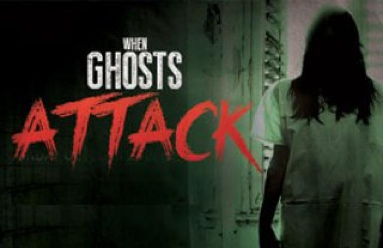 When Ghosts Attack next episode air date poster