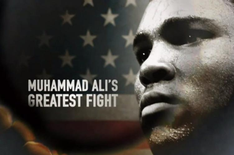 Muhammad Ali's Greatest Fight next episode air date poster