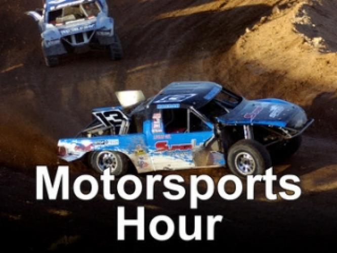 Motorsports Hour next episode air date poster