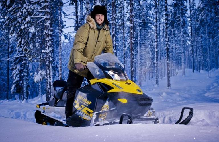 Valentine Warner Eats Scandinavia next episode air date poster