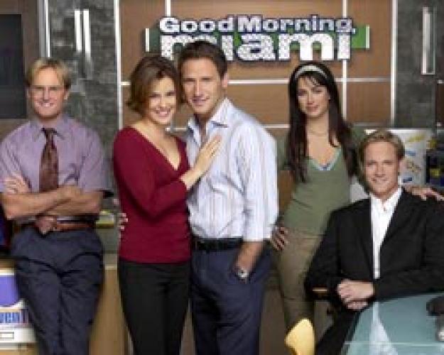 Good Morning, Miami next episode air date poster