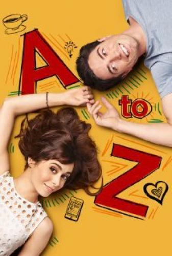 A to Z next episode air date poster