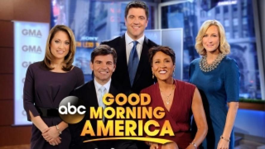 Good Morning America next episode air date poster