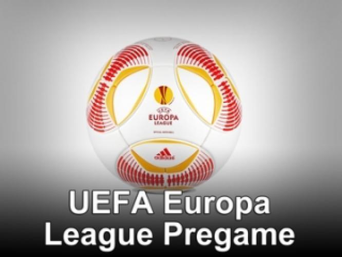 UEFA Europa League Pregame next episode air date poster