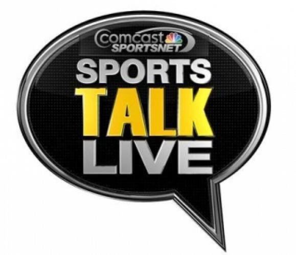 SportsTalk Live next episode air date poster