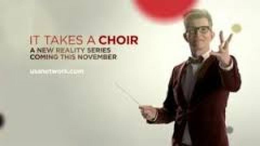 It Takes A Choir next episode air date poster