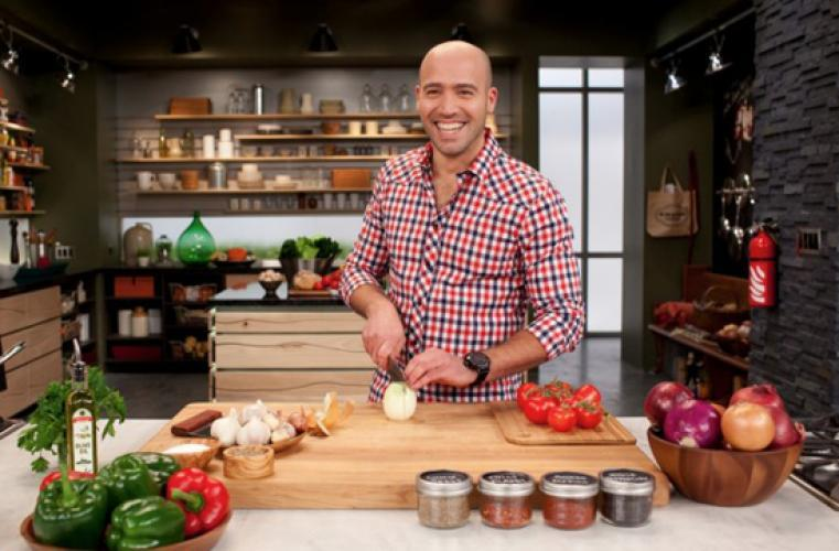 In the Kitchen with Stefano Faita next episode air date poster