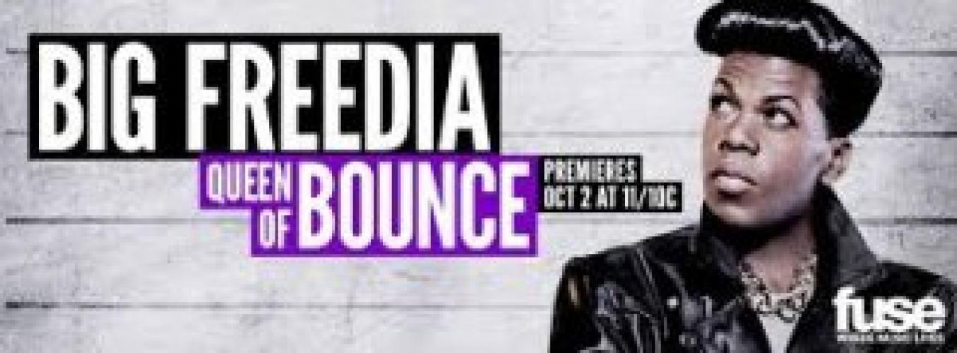 Big Freedia: Queen of Bounce next episode air date poster