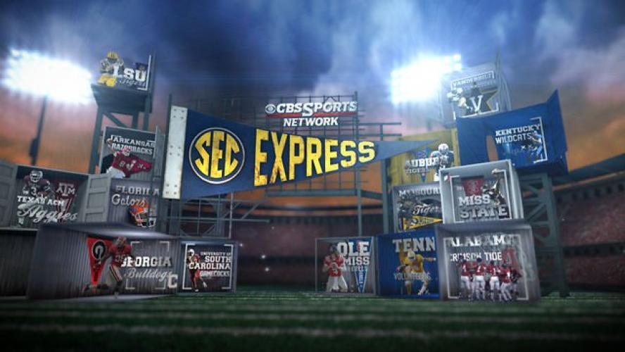 SEC Express next episode air date poster