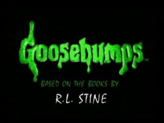 Goosebumps next episode air date poster