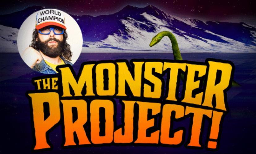 The Monster Project next episode air date poster
