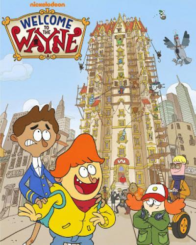 Welcome to the Wayne next episode air date poster