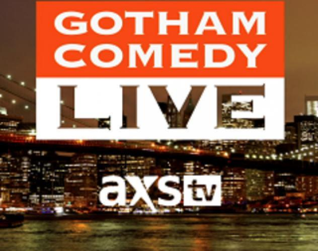 Gotham Comedy Live next episode air date poster