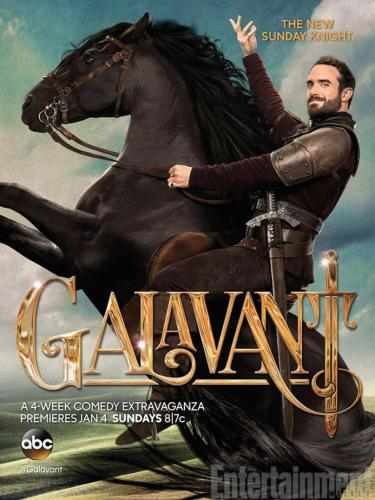 Galavant next episode air date poster