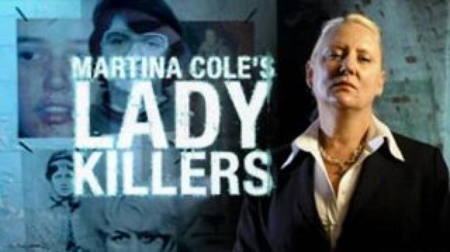 Martina Cole's Lady Killers next episode air date poster