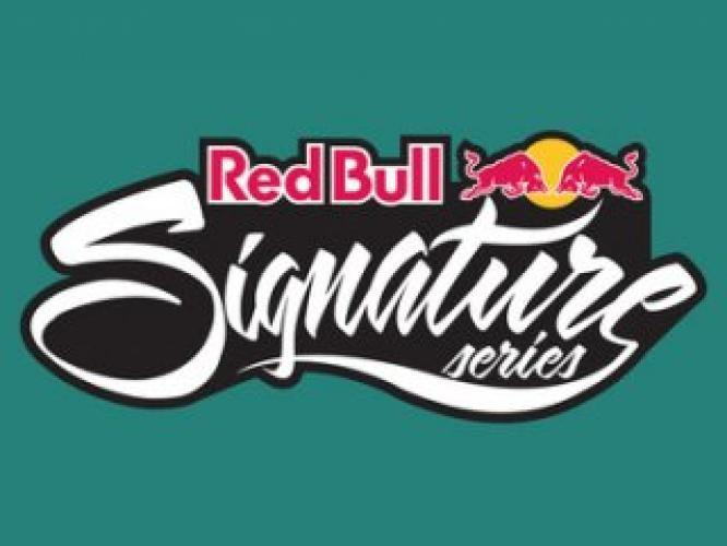 Red Bull Signature Series next episode air date poster