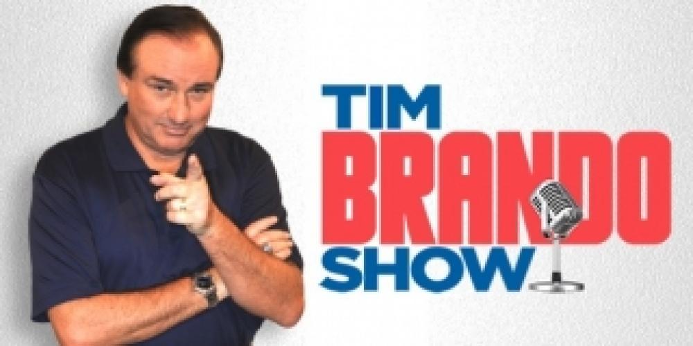 Tim Brando Show next episode air date poster