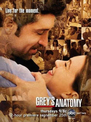 Grey's Anatomy next episode air date poster
