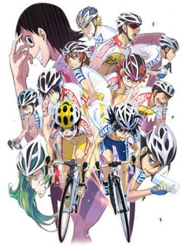 Yowamushi Pedal next episode air date poster