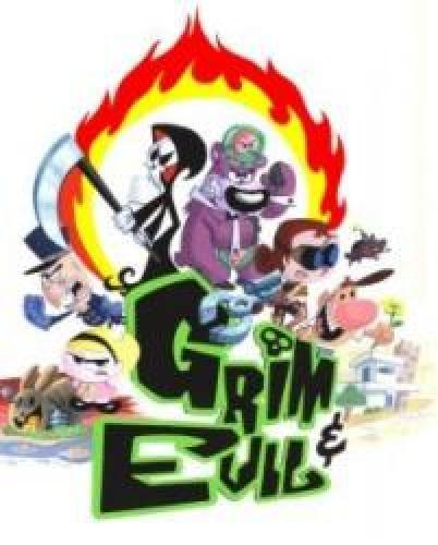 Grim & Evil next episode air date poster