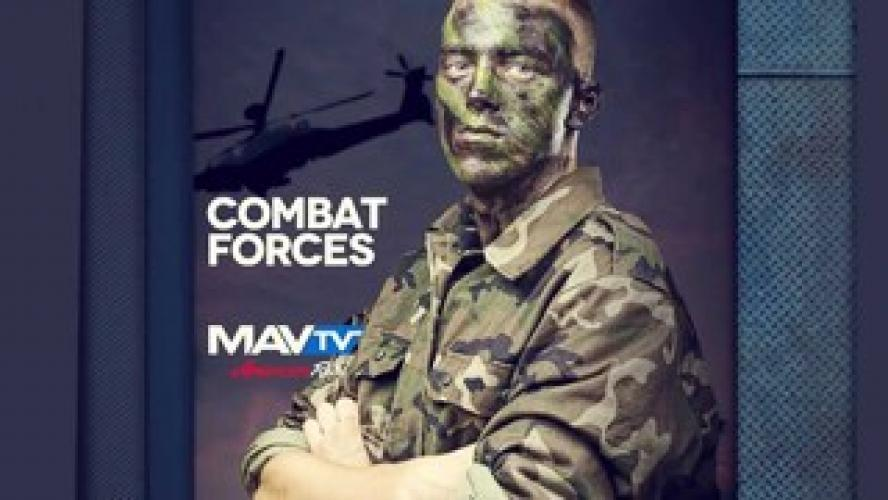 Combat Forces next episode air date poster