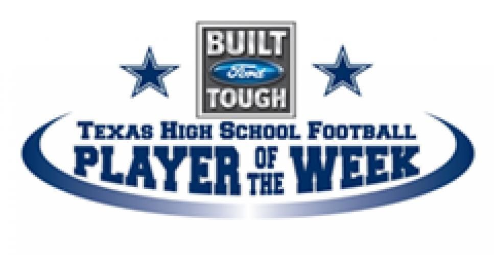 Ford High School Player of the Week next episode air date poster