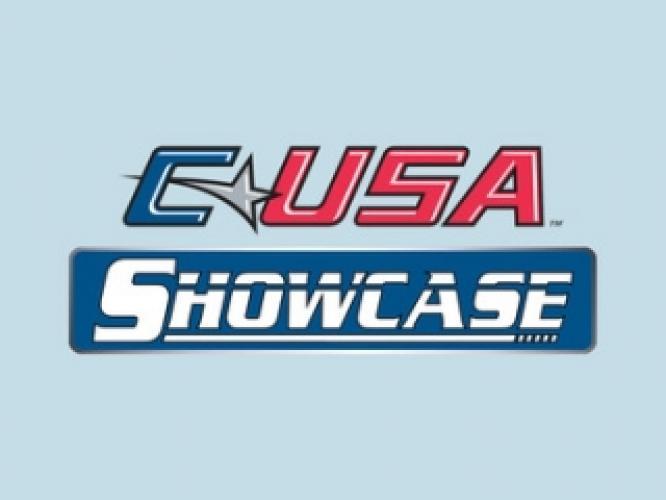 C-USA Showcase next episode air date poster