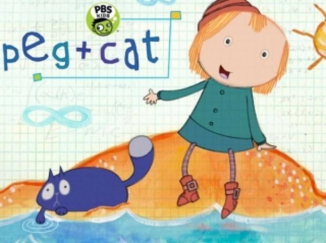 Peg + Cat next episode air date poster