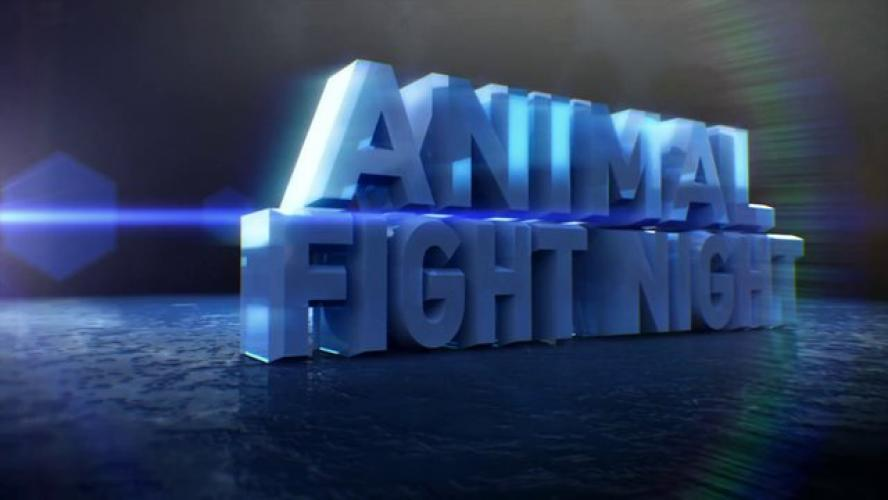 Animal Fight Night next episode air date poster