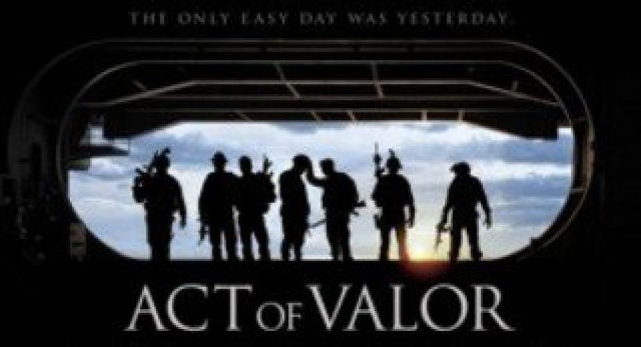 Act Of Valor next episode air date poster