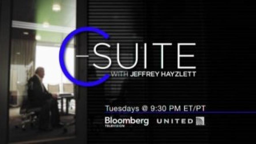 C-Suite with Jeffrey Hayzlett next episode air date poster