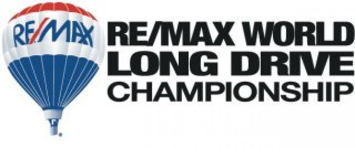 RE/MAX World Long Drive Championship next episode air date poster