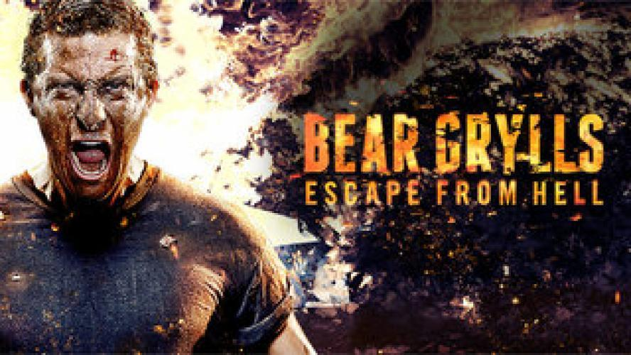 Bear Grylls: Escape from Hell next episode air date poster