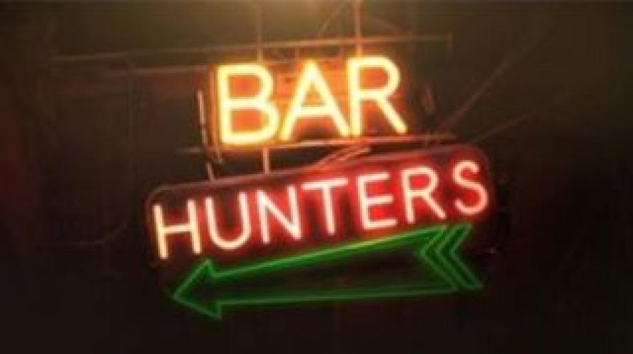 Bar Hunters next episode air date poster