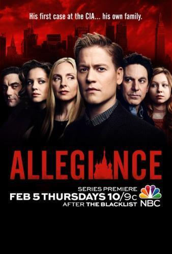 Allegiance next episode air date poster