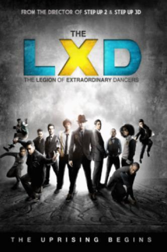 The Legion of Extraordinary Dancers next episode air date poster