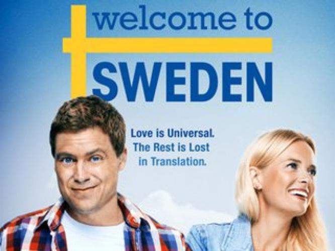 Welcome to Sweden next episode air date poster