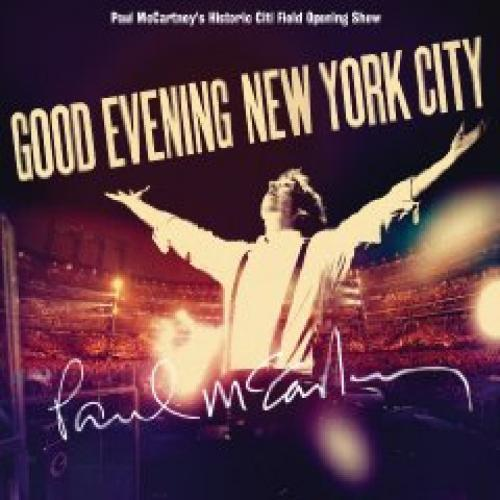 Paul McCartney: Good Evening New York City next episode air date poster