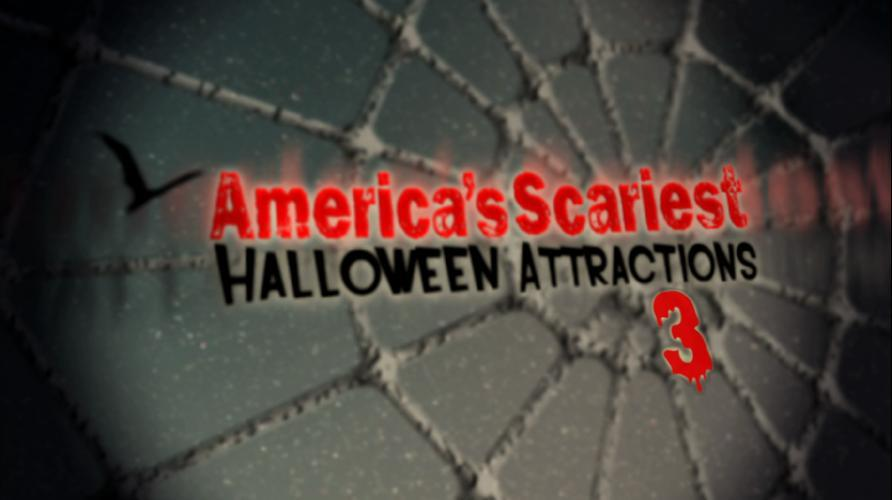 America's Scariest Halloween Attractions next episode air date poster