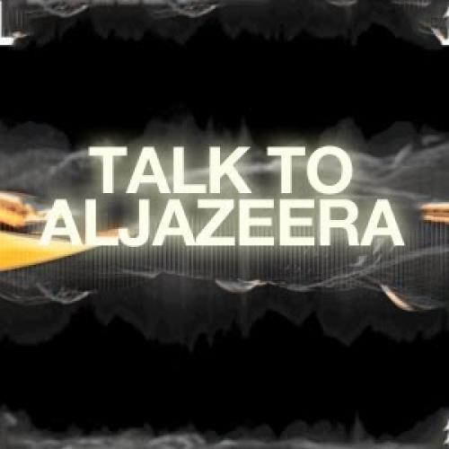 Talk to Al Jazeera next episode air date poster