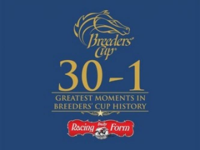 Breeders' Cup Top 30 next episode air date poster